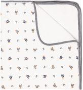 Ralph Lauren Printed Cotton Double Jersey Blanket
