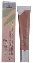 Clinique All About Eyes Concealer Light Petal for Women, 0.33 Ounce