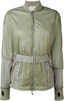 adidas by Stella McCartney Run jacket - women - Polyamide - XS
