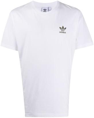 adidas Essential Camo short sleeved T-shirt
