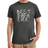 Eddany Best Papa Ever T-Shirt