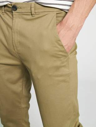 Very Slim Fit Stretch Chino - Light Tan