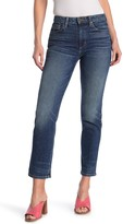 Joe's Jeans The Milla High Rise Straight Ankle Jeans