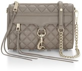 Rebecca Minkoff Best Seller Quilted Mini M.A.C. Crossbody Bag