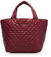M Z Wallace Small Metro Tote Raven Oxford