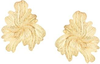 Natia X Lako Leaves earrings
