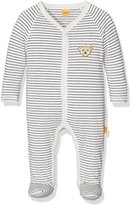 Steiff Baby Boys' Strampler 1/1 Arm Footies,6-9 Months