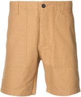 Kinfolk - pocket detail chino shorts - men - Cotton - 28