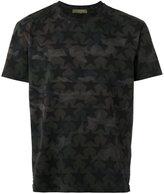 Valentino Rockstud Camustars T-shirt - men - Cotton - L