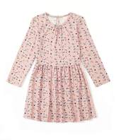 Jigsaw Girls Acorn Print Jersey Dress