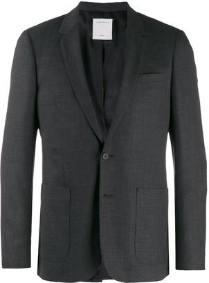 Sandro Paris classic wool blazer