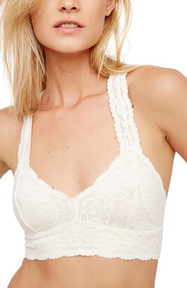 Free People Intimately FP Lace Racerback Bralette