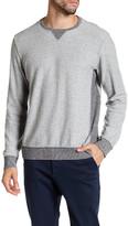 Velvet by Graham & Spencer Long Sleeve Contrast Sweater