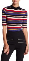 NBD Denise Striped Bodysuit