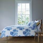 Cath Kidston Peony Blossom Duvet Cover - Blue - Double