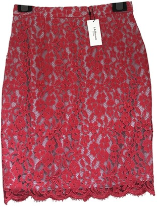 LK Bennett Pink Skirt for Women