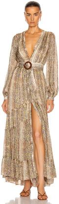 Rococo Sand Rhea Maxi Dress in Snake Multi | FWRD