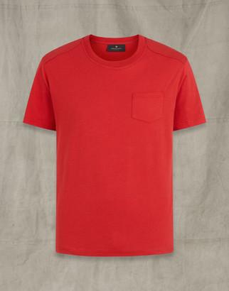 Belstaff THOM 2.0 T-SHIRT Red