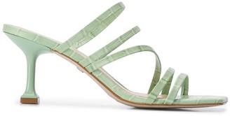 Carvela Glory crocodile sandals
