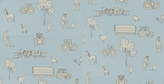 Bourne Katie Interiors Wallpapers Cluck a Doodle Farm