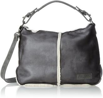 Fritzi aus Preussen Loleta Womens Bag Grau (Fog) 14x30x40 cm (B x H T)