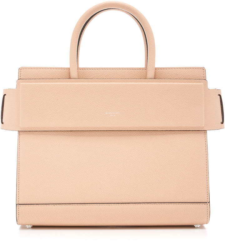 Givenchy Small Horizon Leather Handbag