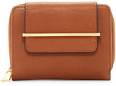 Vince Camuto Maray Leather Indexer Wallet