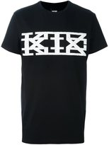 Kokon To Zai logo print T-shirt - men - Cotton - XS