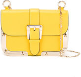RED Valentino shoulder strap buckle bag - women - Calf Leather - One Size