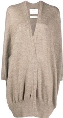 LAUREN MANOOGIAN V-neck oversized cardigan