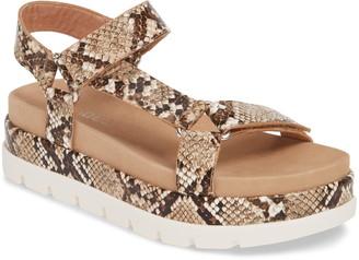 J/Slides Blakely Platform Sandal