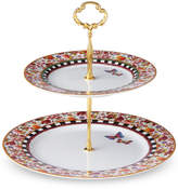 Lenox Melli Mello Isabelle Floral Collection 2-Tier Server, Exclusively available at Macy's