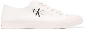 Calvin Klein Jeans Contrast Logo Sneakers