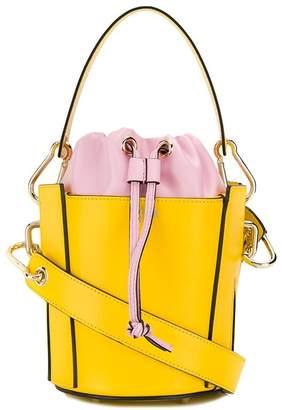 MSGM small M bucket bag