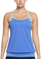 Nike Women's Filtered Sport 2-in-1 Tankini top