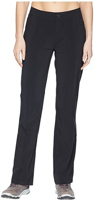 Royal Robbins Spotless Traveler Pants (Jet Black) Women's Casual Pants