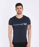 Emporio Armani Chest Stripe T-Shirt