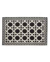 Mackenzie Childs MacKenzie-Childs Trellis Bath Mat