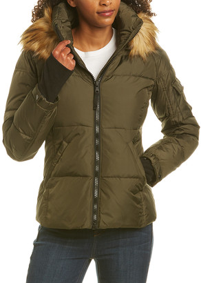 S13 Kylie Puffer Down Jacket