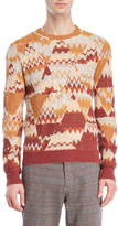 Missoni Zigzag Knit Sweater