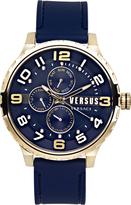 Versus By Versace Globe Collection SBA110015 Men's Stainless Steel Quartz Watch