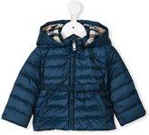 Burberry 'Janie' puffer jacket