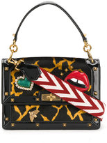 Bally embellished shoulder bag