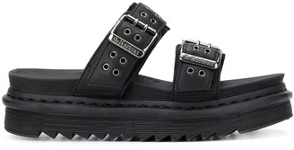 Dr. Martens Buckle Strap Sandals