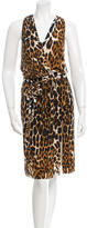 Robert Rodriguez Printed Sleeveless Dress