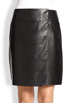 Saks Fifth Avenue Collection Wrap Skirt
