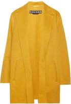 Rochas Crepe coat