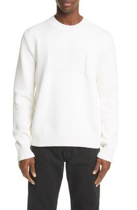 Maison Margiela Memory Of Label Crewneck Sweater