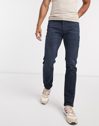 Levi's 511 slim fit low rise jeans rock cod