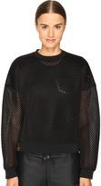 Monreal London Cropped Sweatshirt Women's Sweatshirt